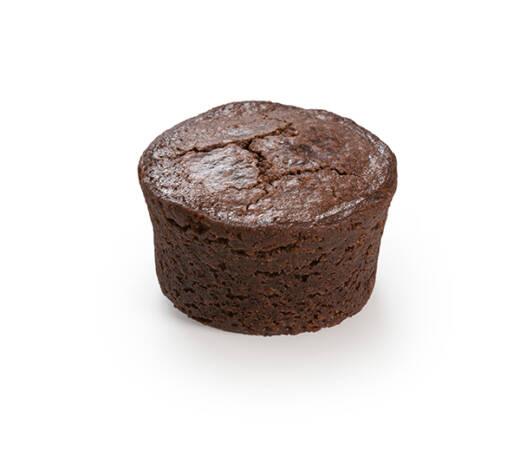 A brownie